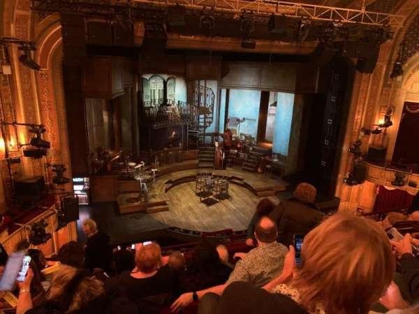 Walter Kerr Theatre, secção: Mezzanine L, fila: G, lugar: 7