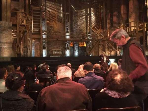 Orpheum Theatre (San Francisco), secção: Orchestra LC, fila: H, lugar: 117