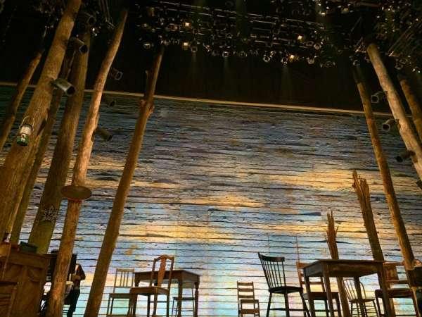 Gerald Schoenfeld Theatre, secção: Orchestra C, fila: AA, lugar: 104