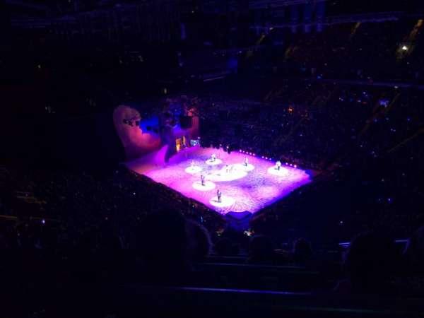 Scotiabank Arena, secção: 306, fila: 15, lugar: 2