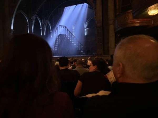 Curran Theater, secção: Orchestra R, fila: L, lugar: 12