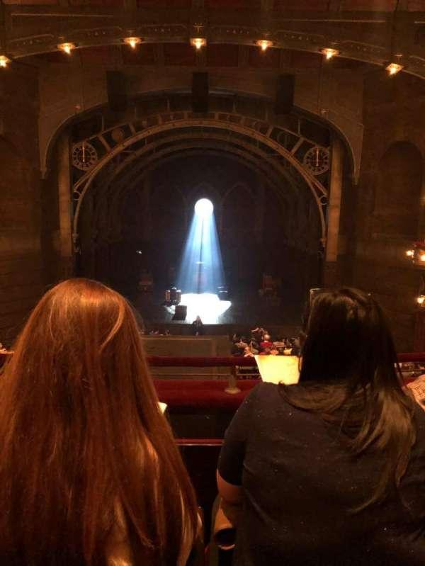 Lyric Theatre, secção: Dress circle c, fila: C, lugar: 112