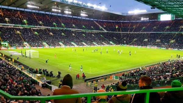 Celtic Park, secção: 122, fila: AA, lugar: 20