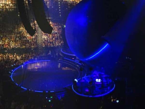 Arena Birmingham, secção: 1 Upper, fila: NN, lugar: 23