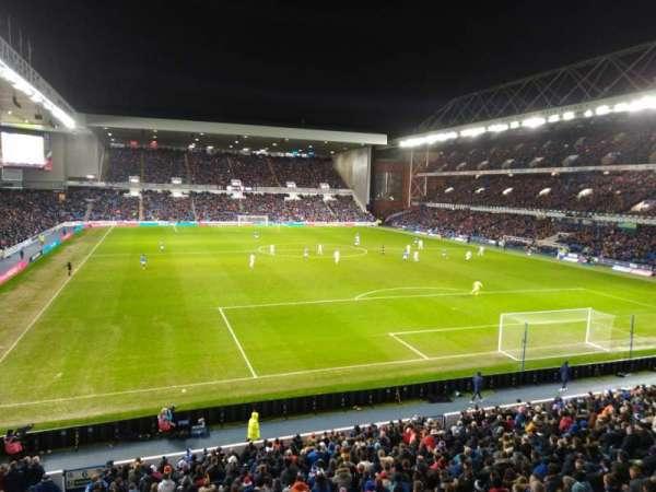 Ibrox Stadium, secção: BR5, fila: A, lugar: 137