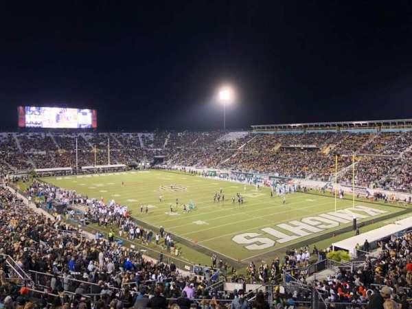 Spectrum Stadium, secção: 205, fila: 14, lugar: 3