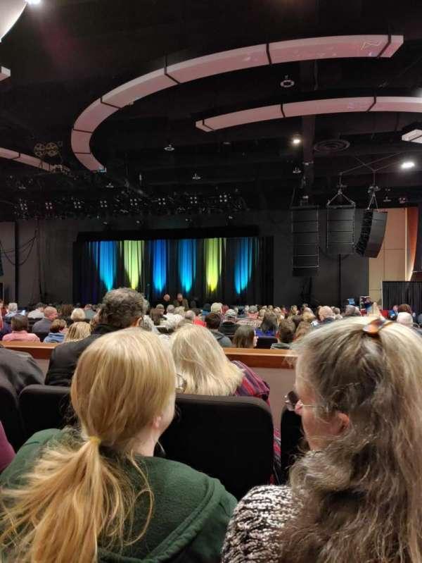 Entertainment Hall at the Soaring Eagle Casino, secção: C3, fila: C, lugar: 6