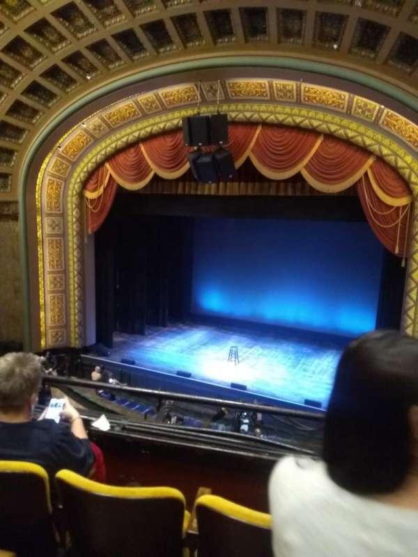 Florida Theatre, secção: L200, fila: C, lugar: 4