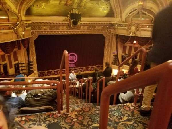 Hippodrome Theatre, secção: Left Upper Balcony, fila: N, lugar: 201