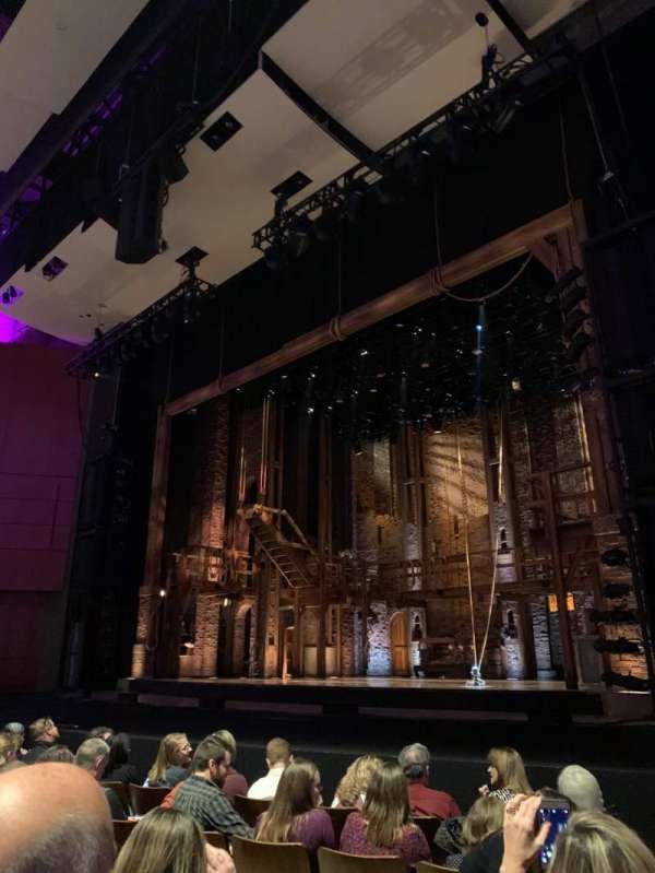 DeVos Performance Hall, secção: Orchestra, fila: F, lugar: 5