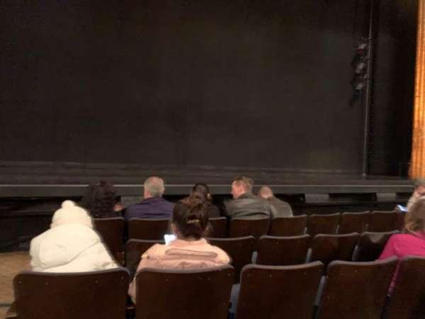 Ambassador Theatre, secção: Orchestra C, fila: C, lugar: 101