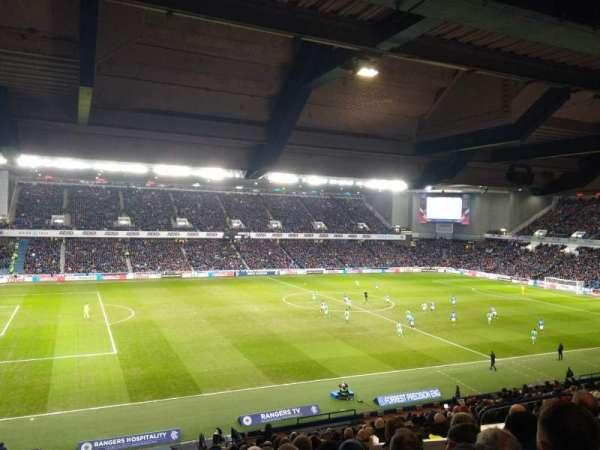 Ibrox Stadium, secção: MRS, fila: B, lugar: 248