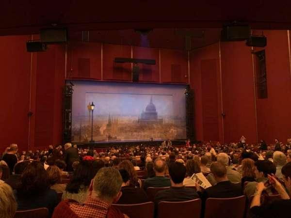 The Kennedy Center Opera House, secção: Orchestra C, fila: CC, lugar: 125