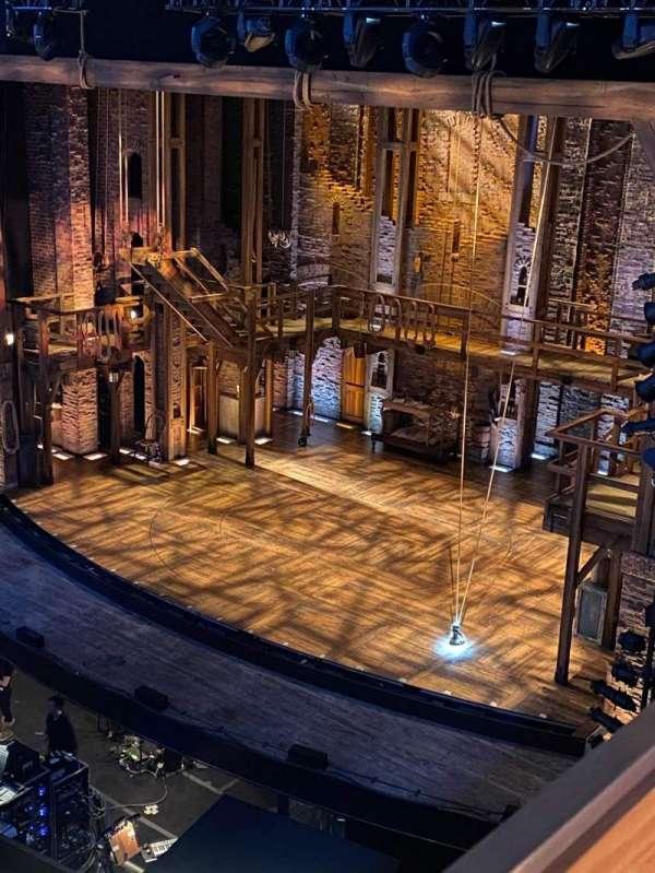 DeVos Performance Hall, secção: Loge, fila: B, lugar: 14