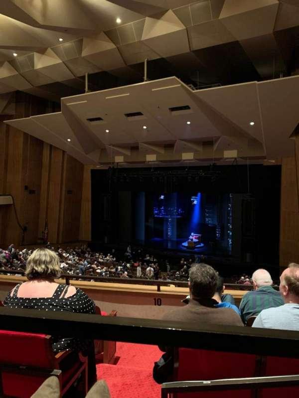 Keller Auditorium, secção: Orchestra E, fila: A, lugar: 5