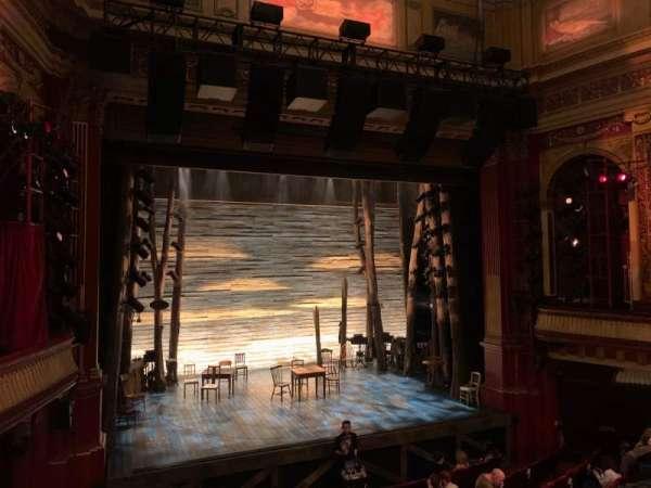 Phoenix Theatre, secção: Dress Circle, fila: C, lugar: 24