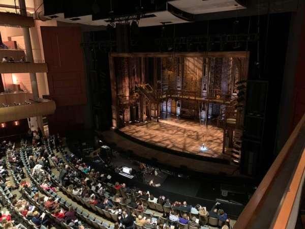 DeVos Performance Hall, secção: Loge, fila: B, lugar: 10