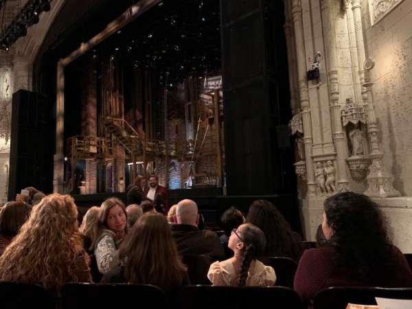 Orpheum Theatre (San Francisco), secção: Orchestra R, fila: J , lugar: 18