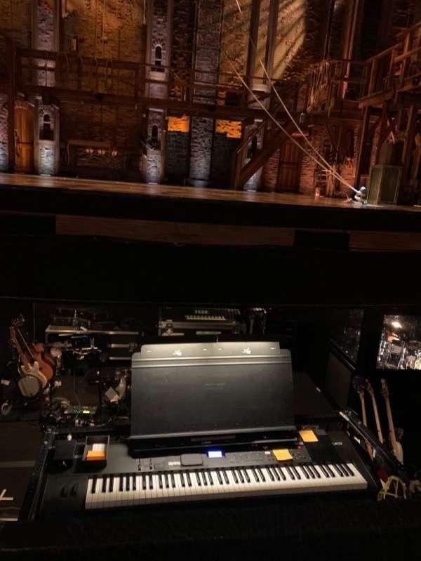 DeVos Performance Hall, secção: Orchestra, fila: A, lugar: 23