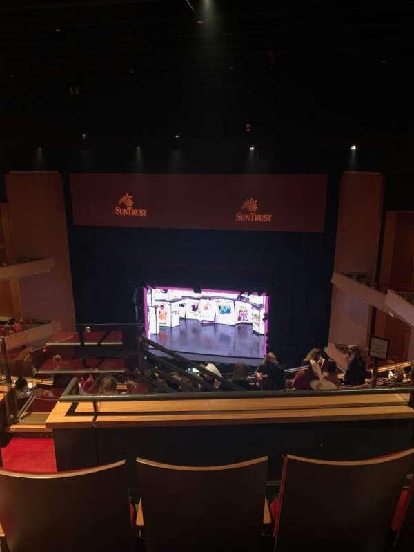 Durham Performing Arts Center, secção: Balcony 10, fila: M, lugar: 201