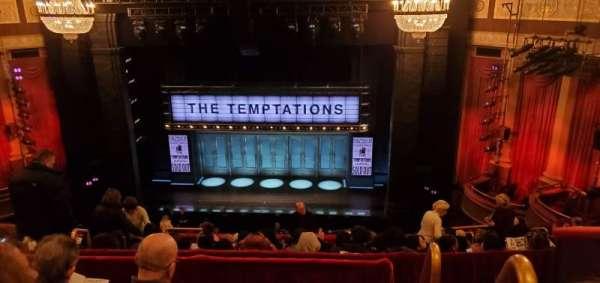 Imperial Theatre, secção: Rear Mezzanine 3, fila: D, lugar: 1