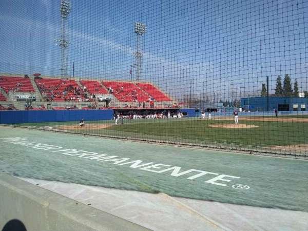 Pete Beiden Field, secção: 1, fila: C, lugar: 2