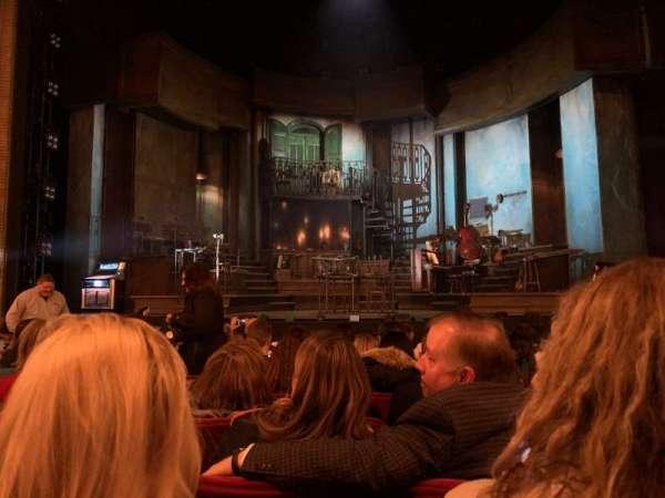 Walter Kerr Theatre, secção: Orchestra C, fila: L, lugar: 108
