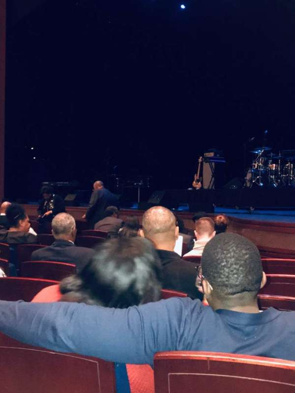 Walt Disney Theatre - Dr. Phillips Center, secção: Lower Orchestra R, fila: F, lugar: 20