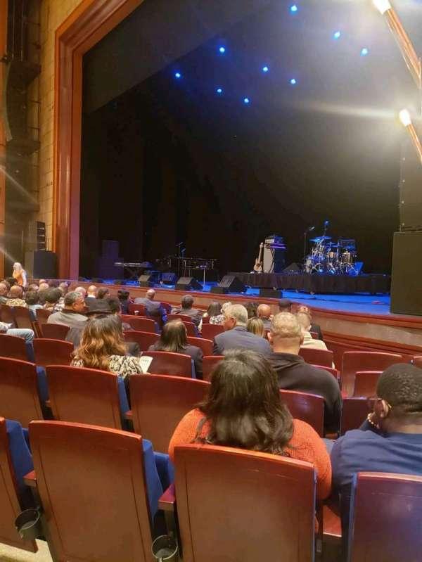 Walt Disney Theatre - Dr. Phillips Center, secção: Lower Orchestra R, fila: F, lugar: 22