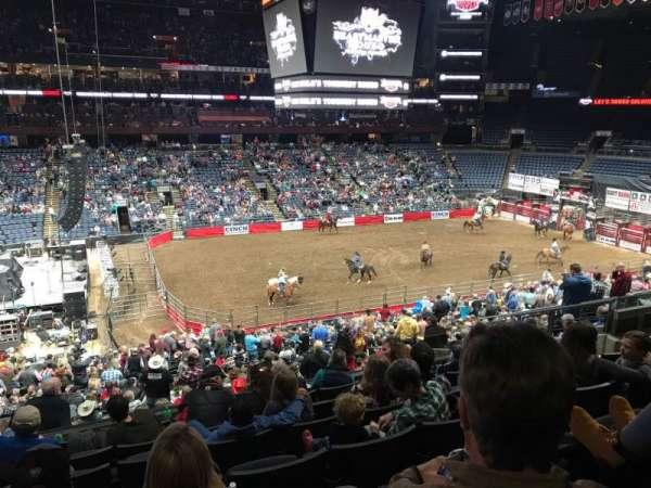 Nationwide Arena, secção: C5, fila: G, lugar: 11
