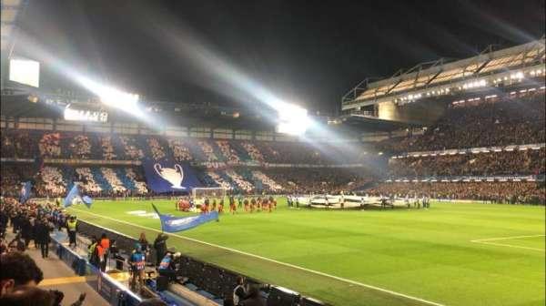 Stamford Bridge, secção: SL8, fila: 11, lugar: 205