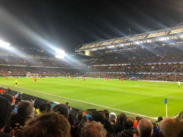 Stamford Bridge, secção: Shed End Lower 8, fila: 11, lugar: 205