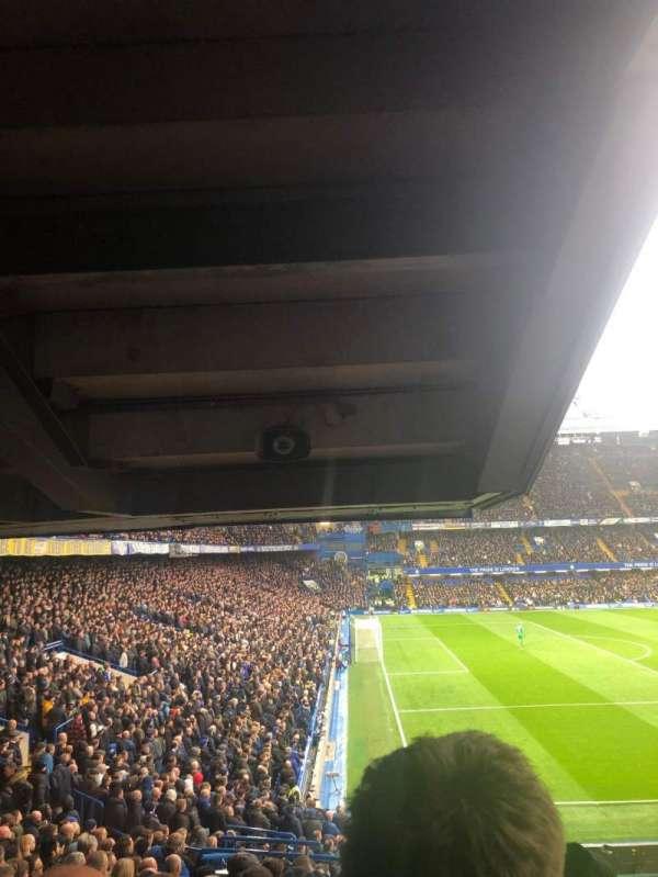 Stamford Bridge, secção: Matthew Harding Lower 8, fila: FF, lugar: 396