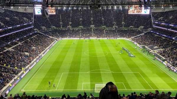 Tottenham Hotspur Stadium, secção: 519, fila: 17, lugar: 629