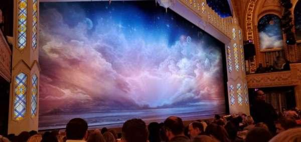 Eugene O'Neill Theatre, secção: Orchestra L, fila: J, lugar: 15