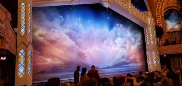 Eugene O'Neill Theatre, secção: Orchestra L, fila: J, lugar: 13