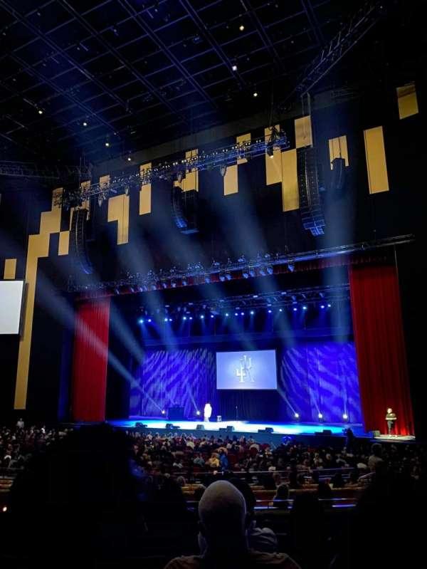 Hard Rock Live at Seminole Hard Rock, secção: 114, fila: G, lugar: 6