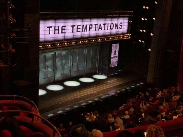 Imperial Theatre, secção: Front Mezzanine 4, fila: F, lugar: 12
