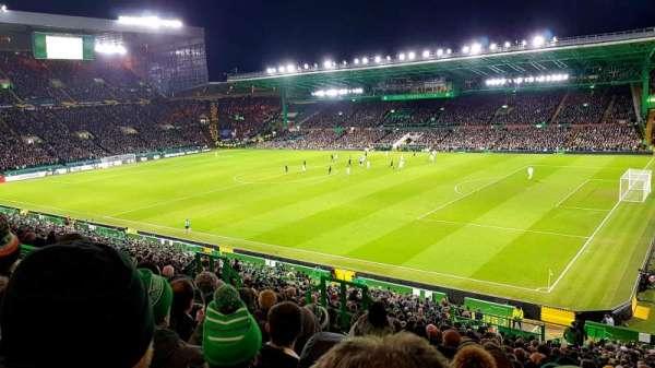 Celtic Park, secção: 201, fila: NN, lugar: 6