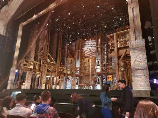 Orpheum Theatre (San Francisco), secção: Orchestra R, fila: E, lugar: 2