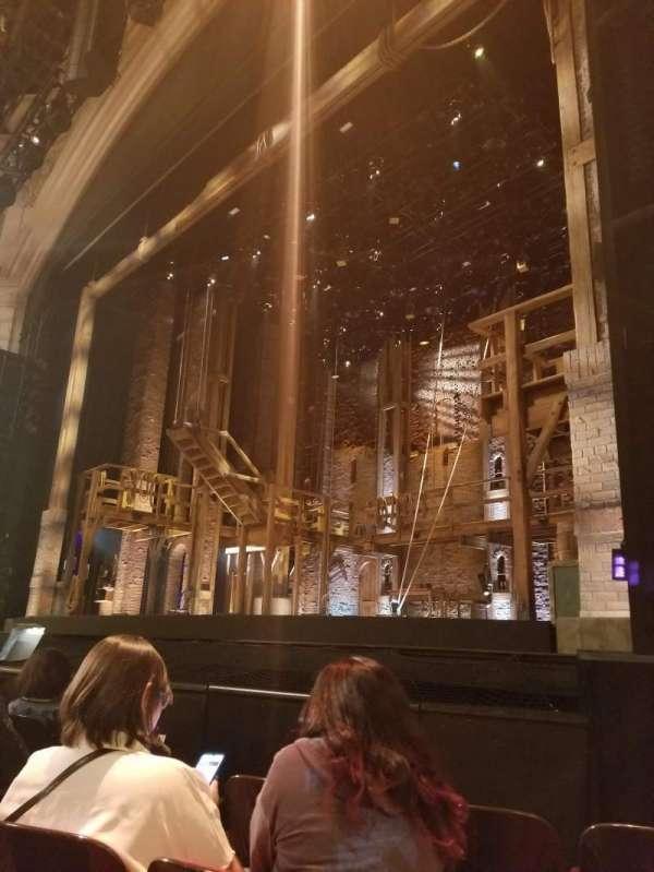 Orpheum Theatre (San Francisco), secção: Orchestra R, fila: E, lugar: 6