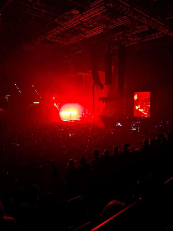 Arena Birmingham, secção: Wheelchair Access, lugar: 71/72