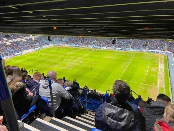 Ibrox Stadium, secção: CD1, fila: AA, lugar: 50