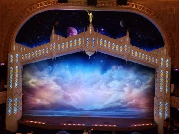 Eugene O'Neill Theatre, secção: Mezzanine C, fila: B, lugar: 108
