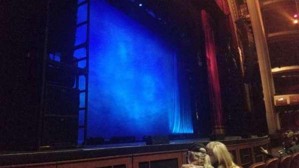 Dolby Theatre, secção: Orchestra L, fila: A, lugar: 8