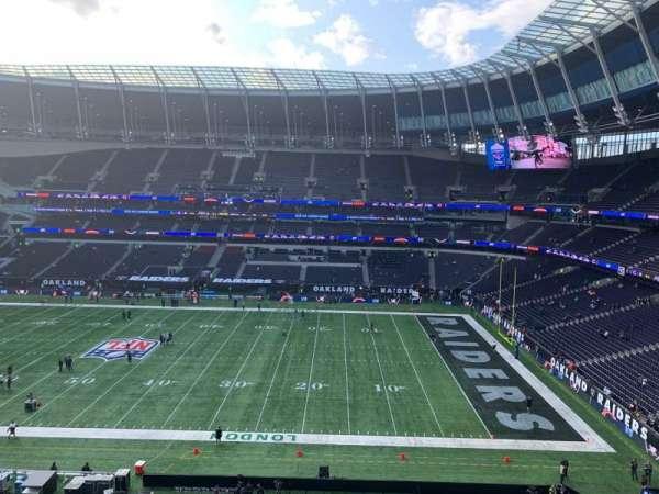 Tottenham Hotspur Stadium, secção: 12, fila: 5, lugar: 769