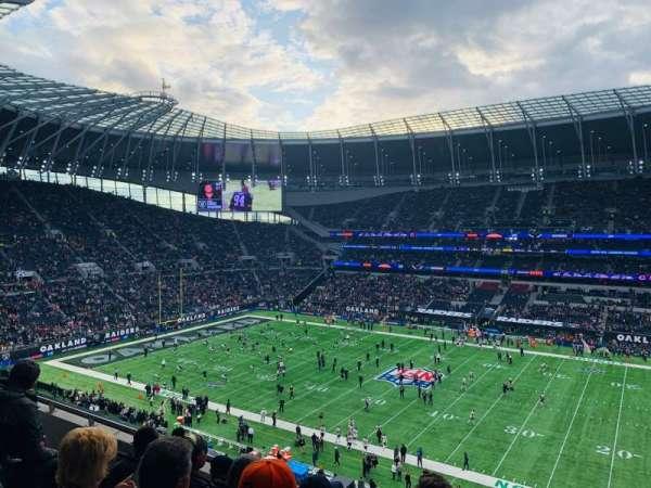 Tottenham Hotspur Stadium, secção: 523, fila: 5, lugar: 770