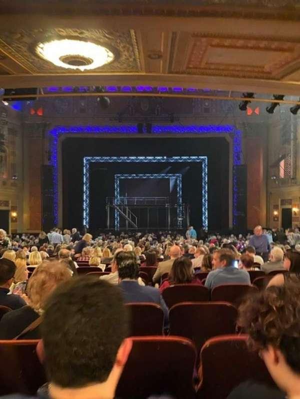 Saenger Theatre (New Orleans), secção: Orchestra C, fila: EE, lugar: 109