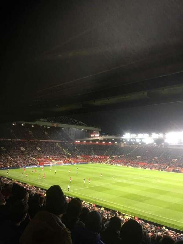 Old Trafford, secção: N2411, fila: 32, lugar: 24
