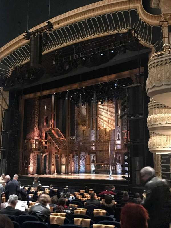 Ed Mirvish Theatre, secção: Orch, fila: J, lugar: 55